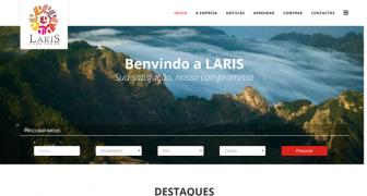 Website Laris Imobiliária